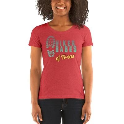 Hikerbabes of Texas Ladies Tee