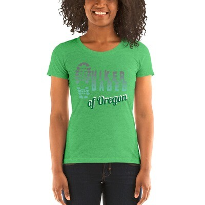 Hikerbabes of OR short sleeve t-shirt