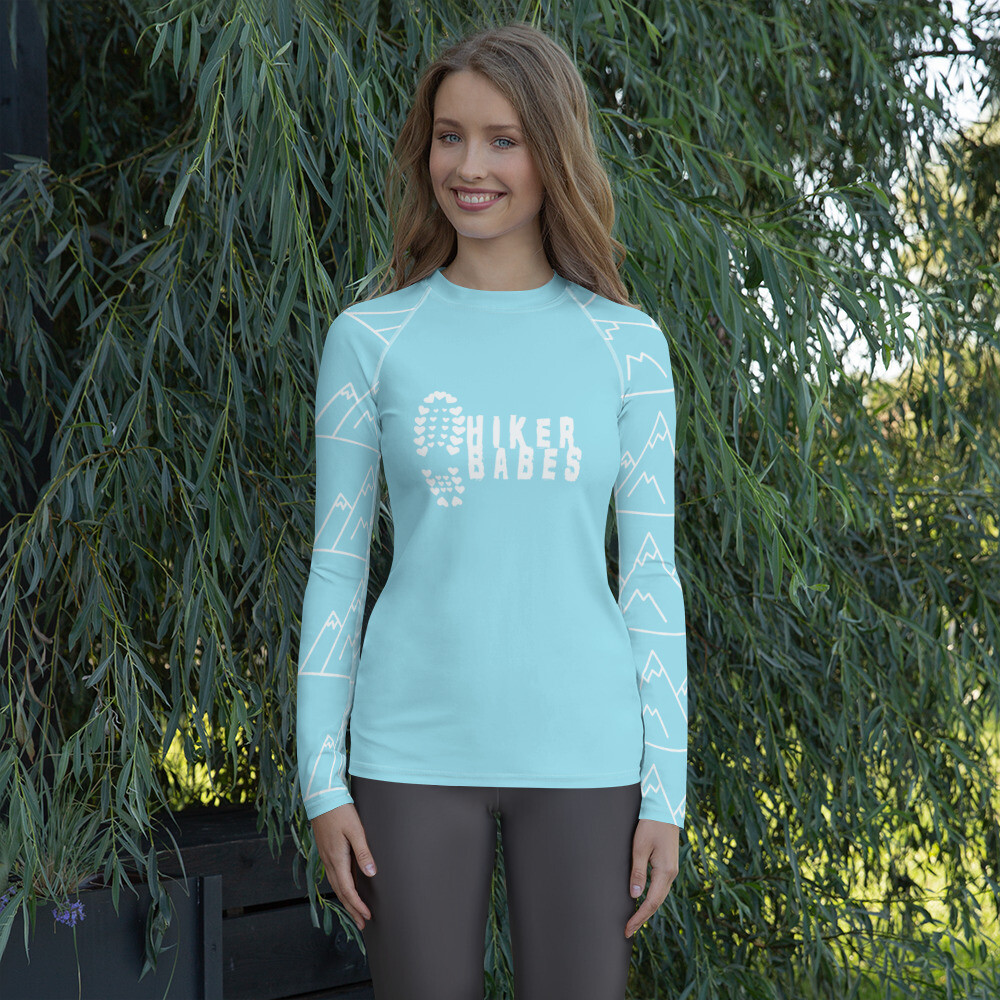 Hikerbabes Women's Long Sleeve All weather