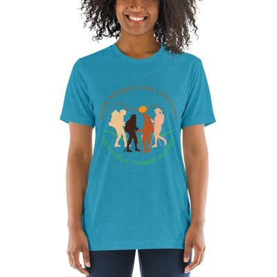 Women come together Unisex Short sleeve t-shirt