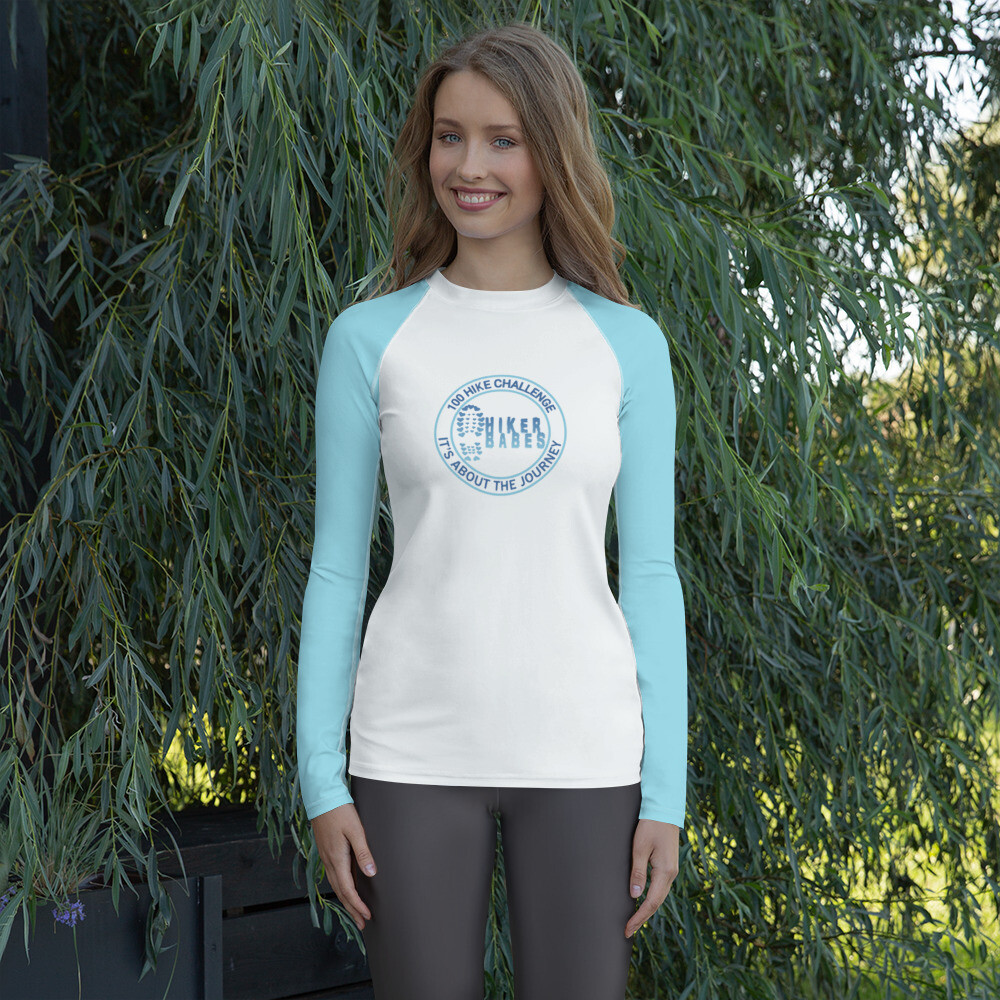 Challengers All weather Women's Rash Guard