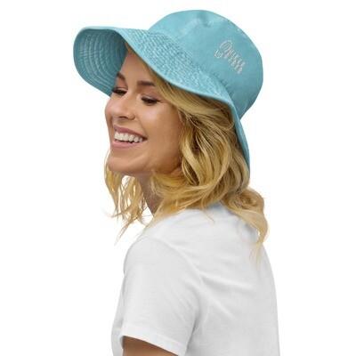 Wide brim Hikerbabes bucket hat