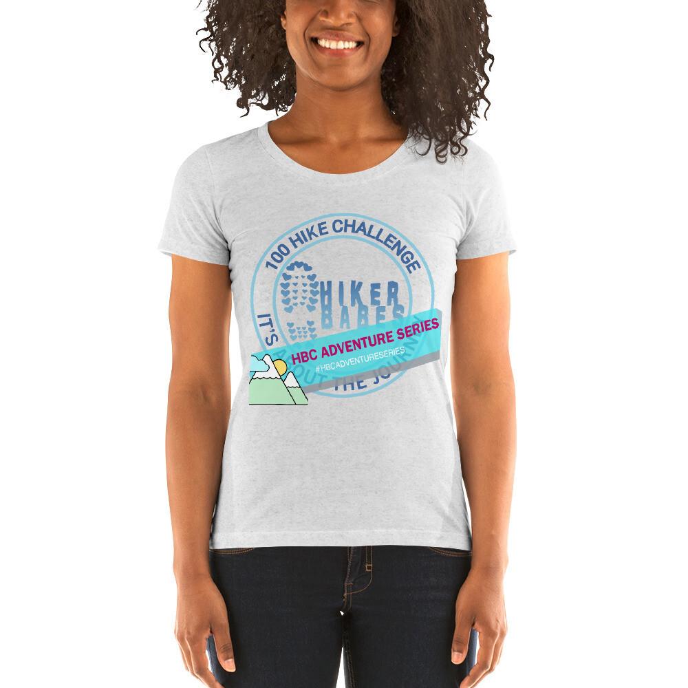 Ladies' Adventure Series short sleeve t-shirt