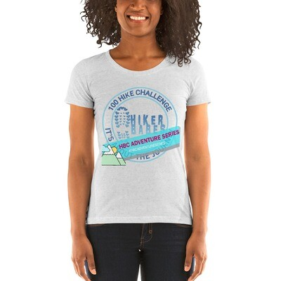 Ladies' Adventure Series short sleeve t-shirt