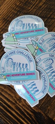 ADVENTURE SERIES STICKER