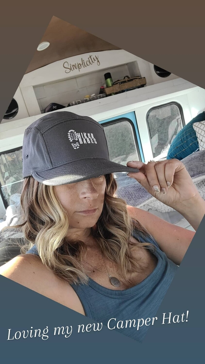 Hikerbabes One Tree Planted 5 Panel Camper
