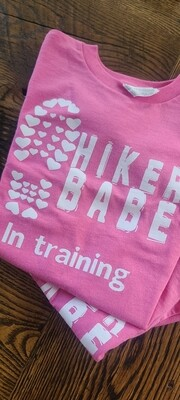 Toddler Hikerbabe in Training