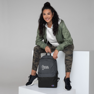 Hikerbabes Embroidered Champion Backpack