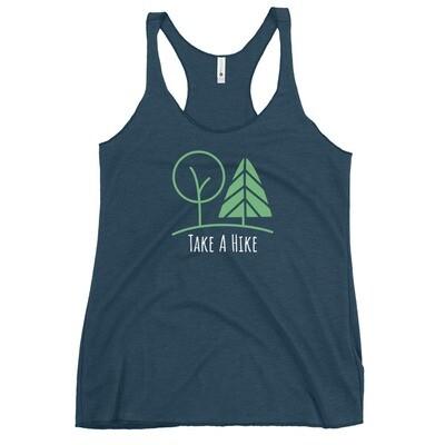 Take a Hike Women's Racerback Tank