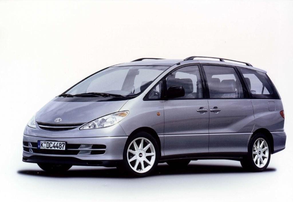 Toyota Previa 2.4i 2AZ-FE Denso 89663-28043