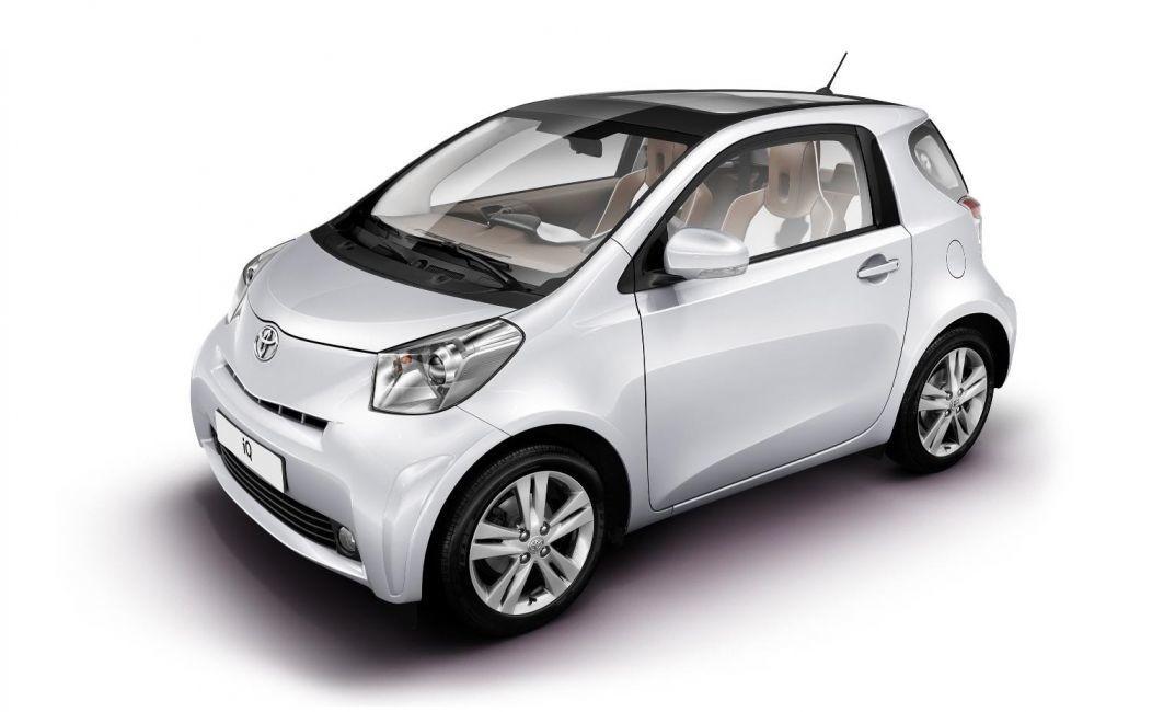 Toyota IQ 1.0i 1KR-FE Denso 89663-74040