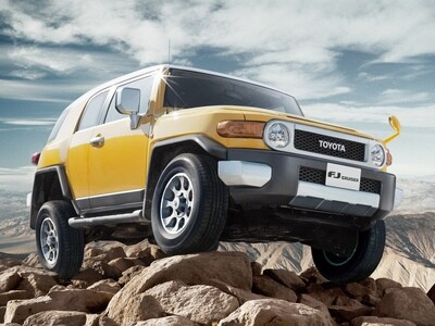 Toyota FJ Cruiser 4.0i 1GR-FE Denso 89663-35600