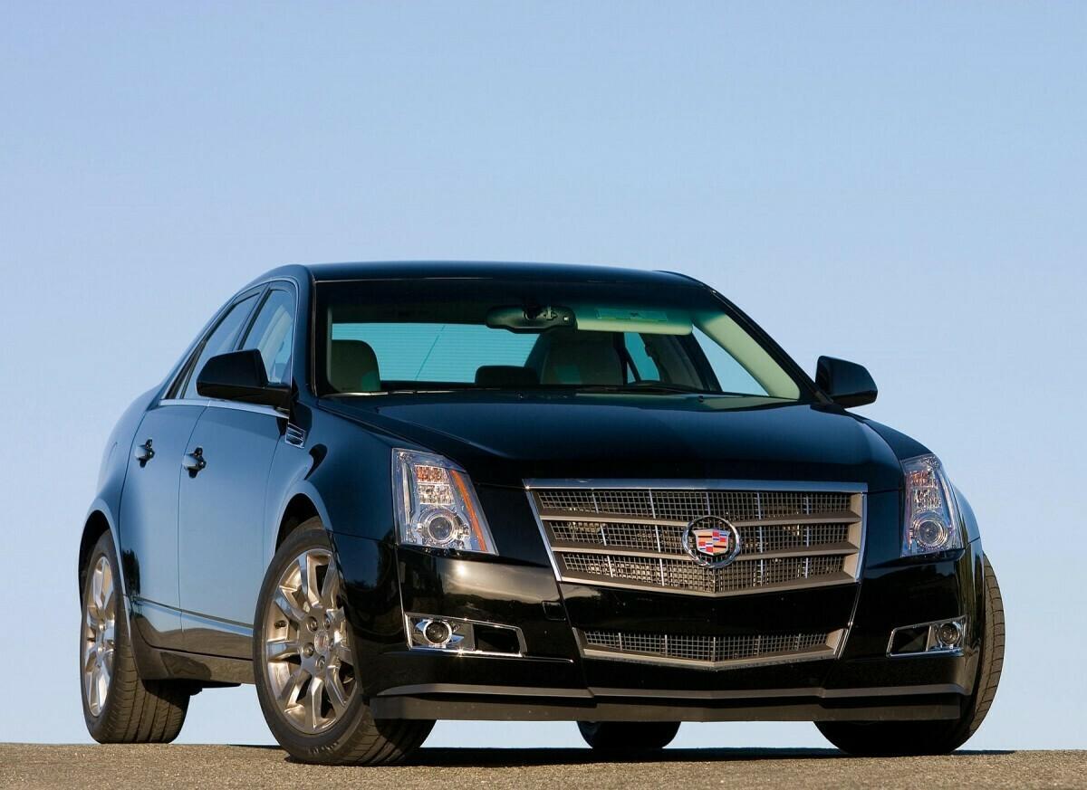 Cadillac CTS 3.6i ME9.6 0261S02773 1037505671 12642760 20RLE3H80F