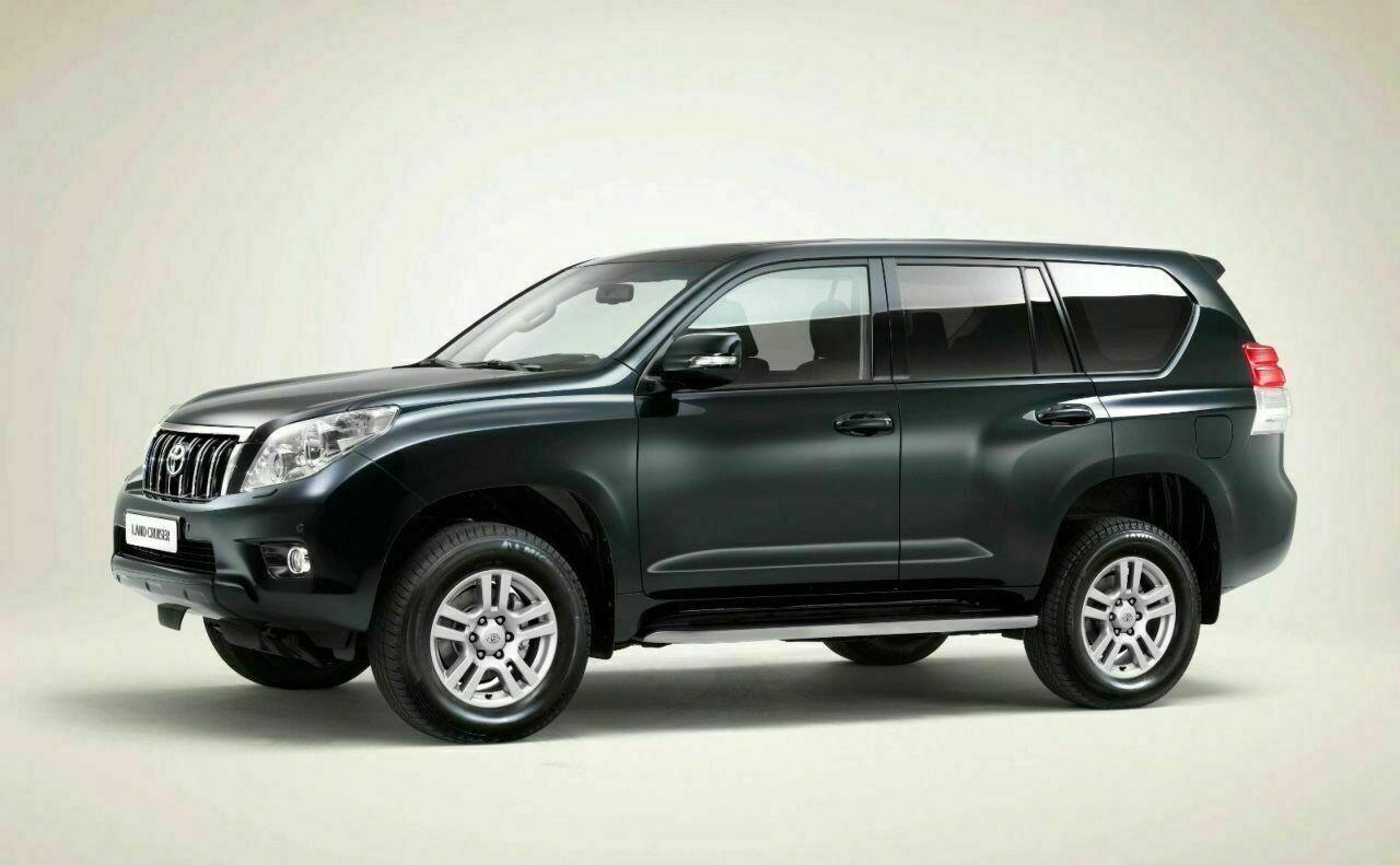 Toyota Land Cruiser Prado 150 2.7i Denso 89663-60R80