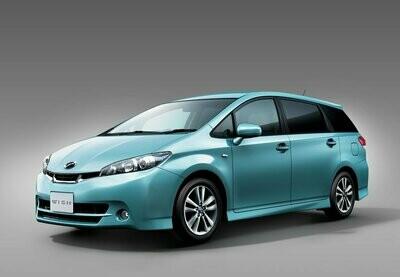 Toyota Wish 1.8i 2ZR-FAE Denso 89663-68150