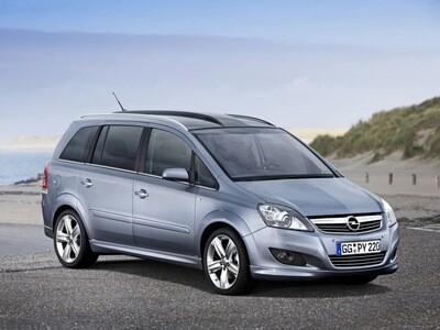 Opel Zafira 1.9CDTI EDC16C39 0281014452 1037390668