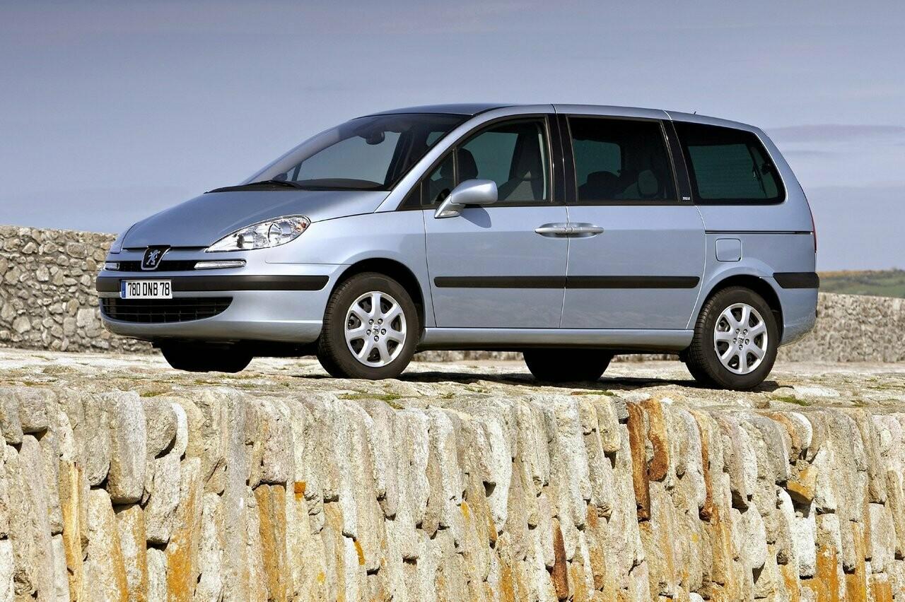 Peugeot 807 2.0i IAW 6LP1 9660843680 S67B2WV2