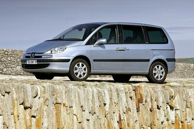 Peugeot 807 2.2HDI EDC15C2 0281011363 1037368404