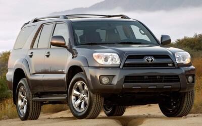 Toyota 4Runner 4.0i 1GR-FE Denso 89663-35F51
