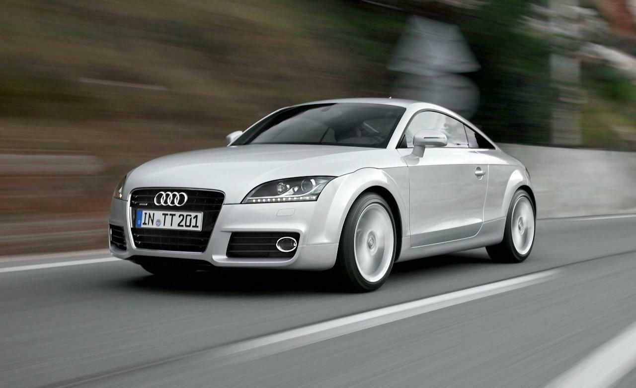 Audi TT II (8J) 2.0TDI EDC17CP14  03L906022DH 9978 1037564011 for PCM Flash