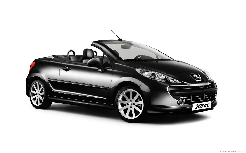 Peugeot 207CC 1.6i MEV17.4 1037512805