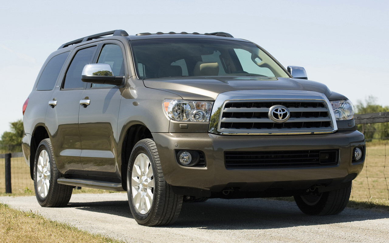 Toyota Sequoia 5,7 VVT-i Denso 89663-0CK63