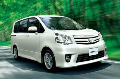 Toyota Noah 2.0i 3ZR-FAE Denso 89663-28477 E2 Valvematic OFF