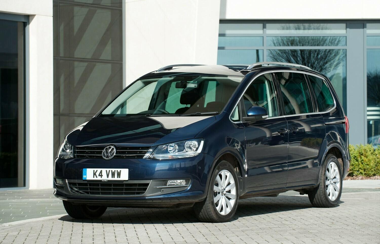 VW Sharan 2.0TDI EDC17C46 1037563923 03L906018HH 9980
