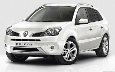 Renault Koleos 2.0DCI EDC16CP33 1037535022