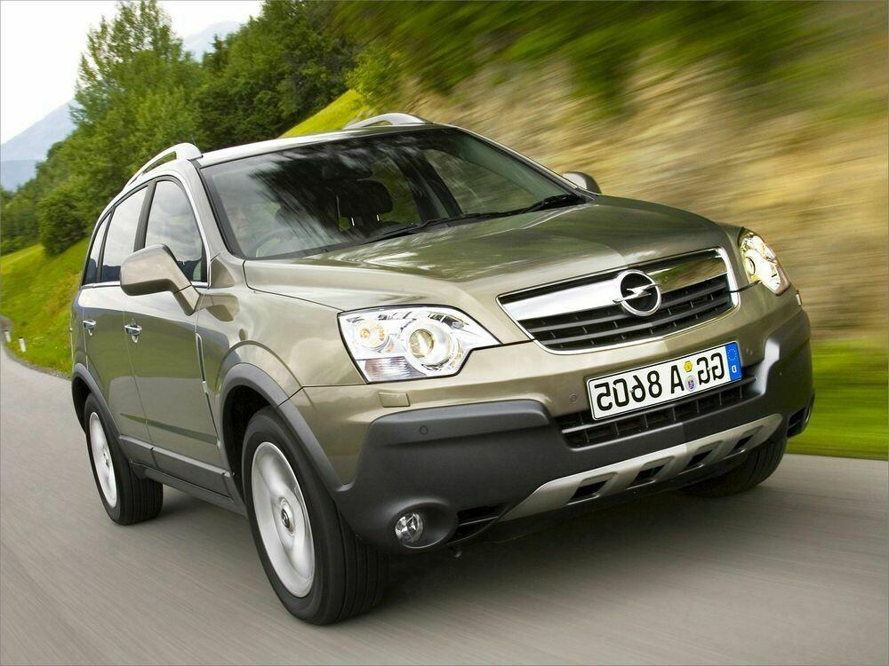 Opel Antara 2.4i AcDelco E37 92269077 92269053 92269062