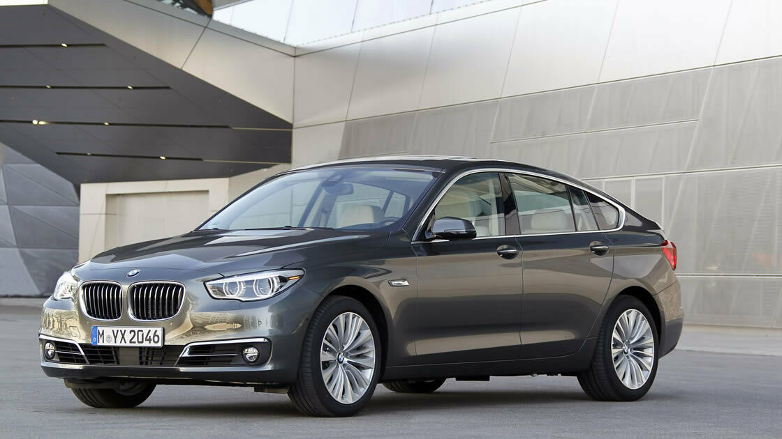 BMW 535 GT F07 MEVD17.2 10SW004439 98GQGHX5