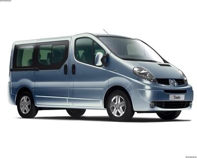 Renault Trafic 2.0DCI EDC16CP33 1037386559 P344W94b