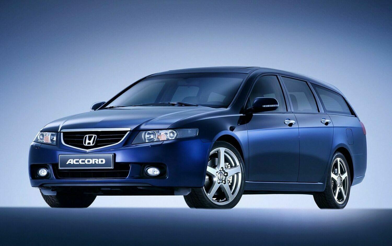 Honda Accord 2.4i CM2 AT Matsushita 37805-RBG-J920