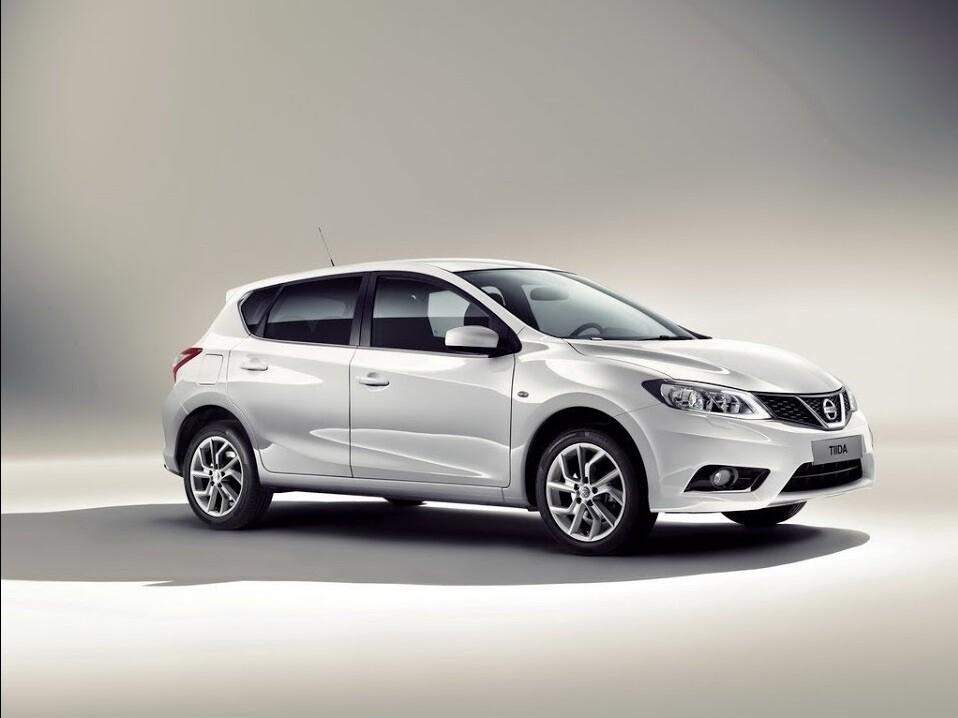 Nissan Tiida 1.6i CVT C13 Hitachi 2XHK19BDF 14ME7B