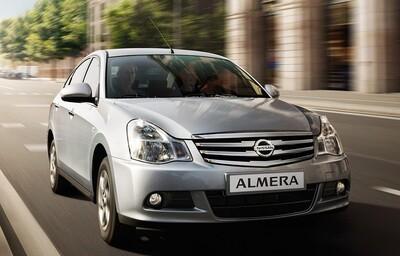 Nissan Almera 1.6i Siemens EMS3120 10336085AA RDCRDC4290000000