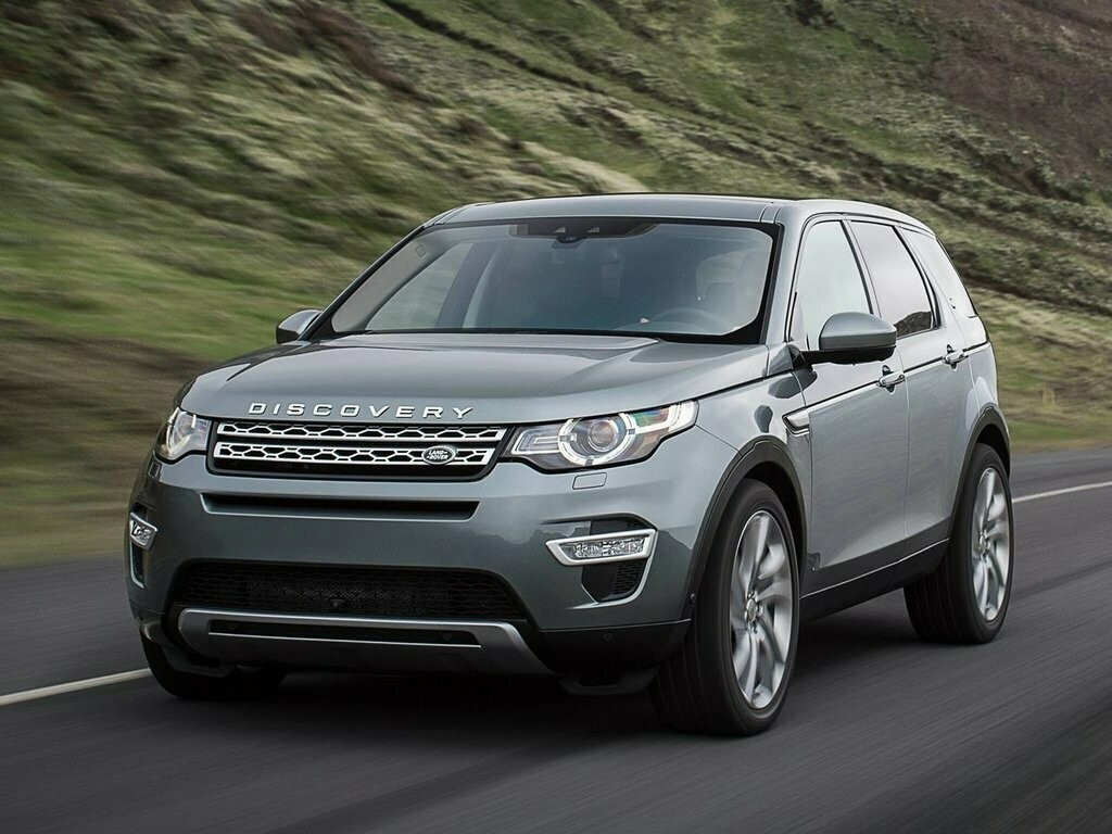 Land Rover Discovery Sport 3.0i MED17.8.31 1037538234 EH22-14C204-TTF