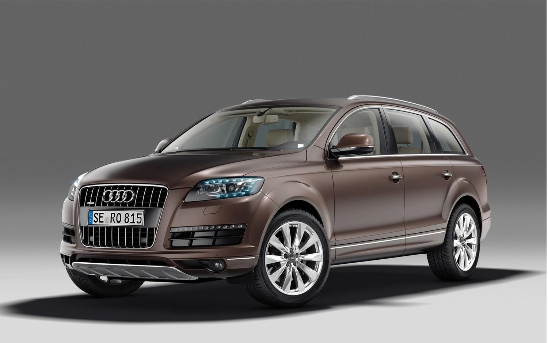 Audi Q7 3.0TDI EDC17CP24 1037542269 4L1910401G 0110