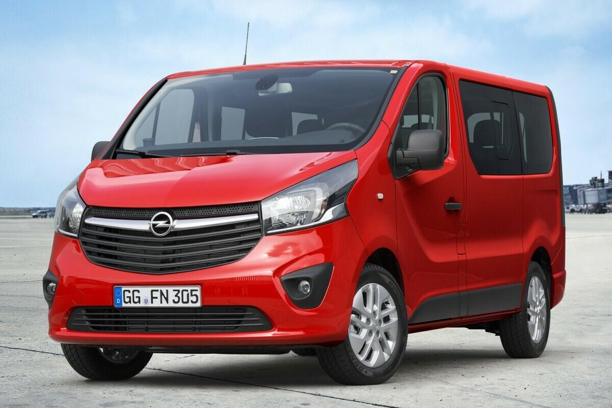 Opel Vivaro 1.6DCI EDC17C42 1037552542
