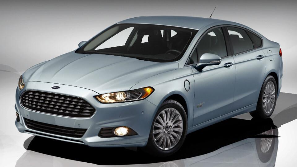 Ford Fusion 2.0T MEDG17 ES7A-14C204-EL