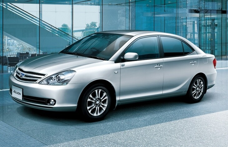 Toyota Allion 1.5 VVT-i Denso 89663-20291