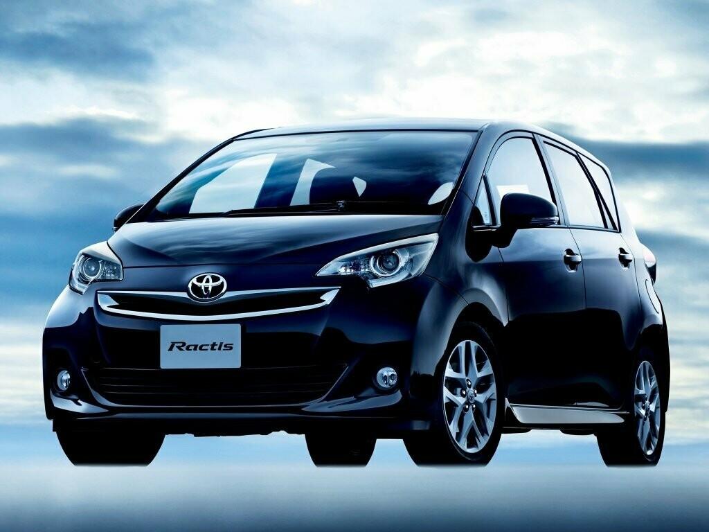 Toyota Ractis 1.5i 1NZ-FE Denso 89663-52840