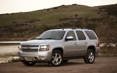 Chevrolet Tahoe 5.3i ACDelco E38 12640918 12640855 12640881 12647991
