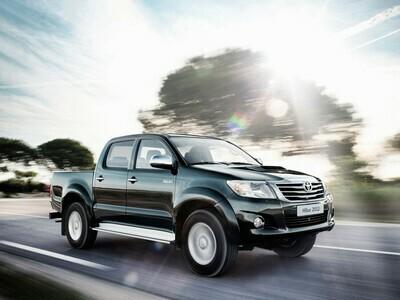 Toyota Hilux 2.5D Denso 89663-0KR72