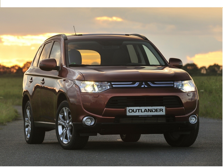 Mitsubishi Outlander 3.0i 1860B808 ZM1025 B8