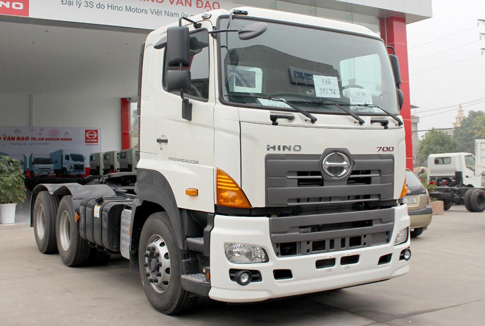 Hino 700 Denso R370YM12W300 89663-E1R30