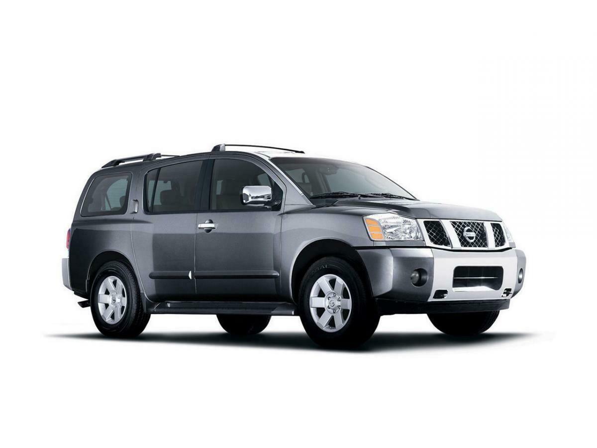 Nissan Armada 5.6i TA60 Hitachi 17S860 3ZWPTN0