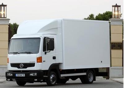 Nissan Atleon 3.0DCI EDC16C41 1037510836