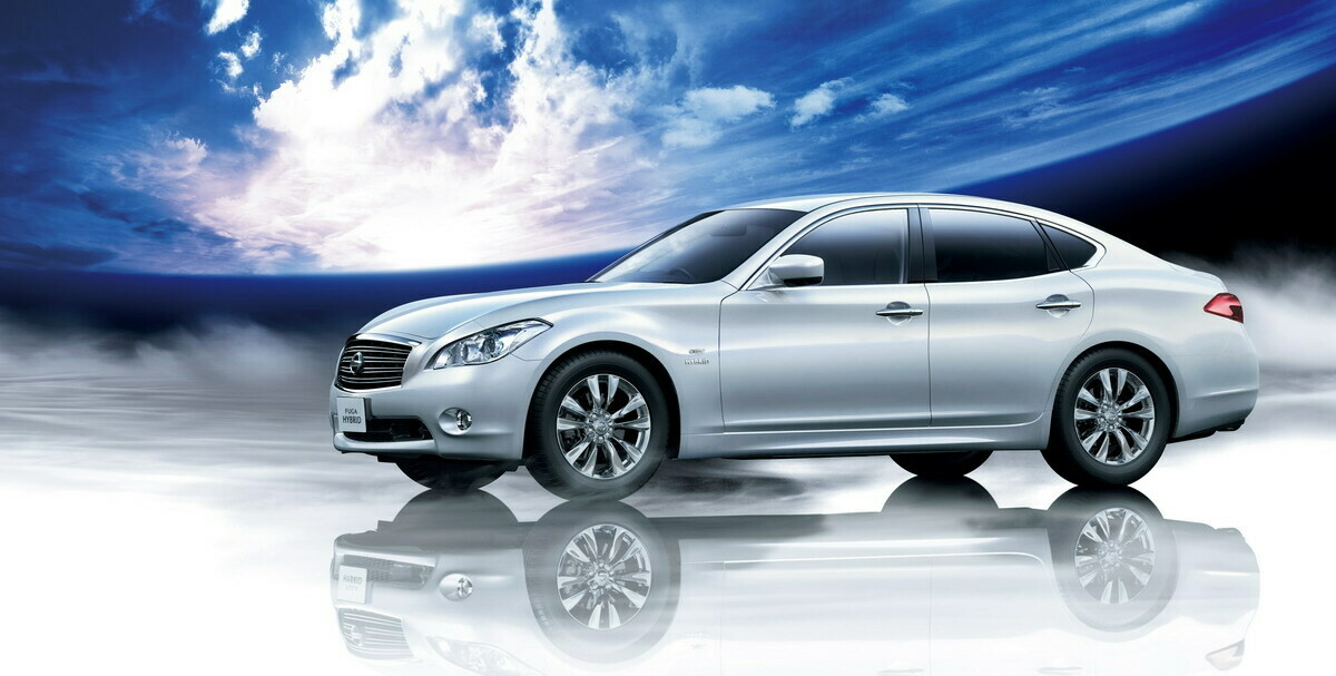 Nissan Fuga 3.7 V6 Hitachi 11PP2A 9FZ3V5DD1