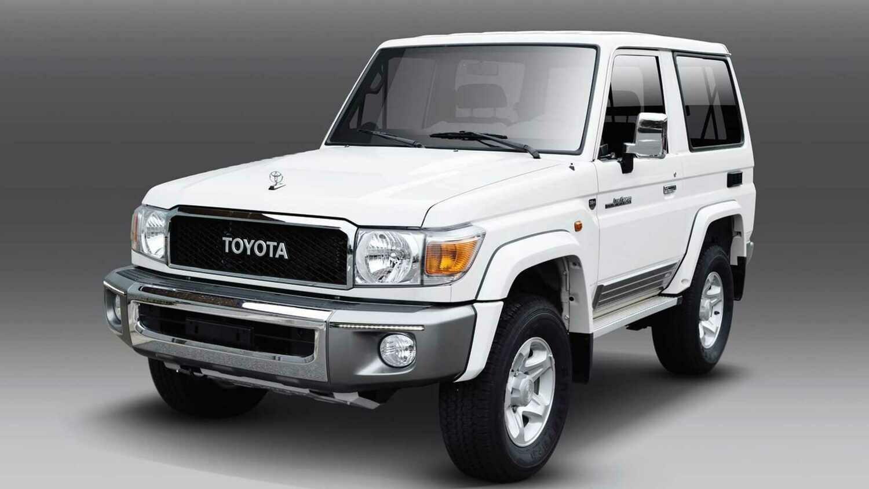 Toyota Land Cruiser 70 V6 4.0i Denso 89663-60E90