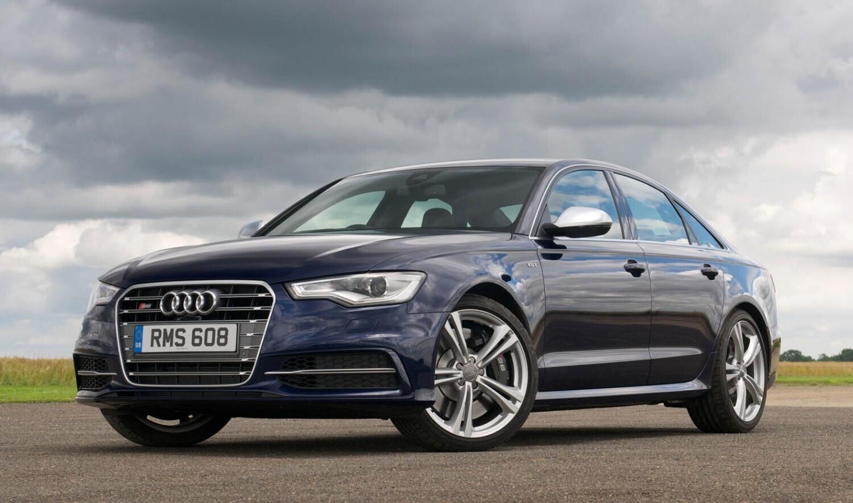 Audi S6 C7 3.0TDI EDC17C44 1037564406 4G0907401N 0013